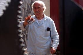 Arquímedes Puccio murió a los 84 años
