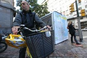 Actualmente, el Sistema de Transporte Público de Bicicletas cuenta con 28 estaciones en toda la Capital