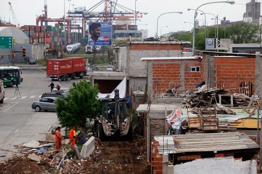 La desocupación es a cambio de un subsidio. Foto: LA NACION / Maxie Amena