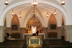 La cripta de la Catedral