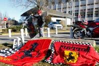"""Según el representante de Schumacher hay """"pequeños signos alentadores"""" de su recuperación"""