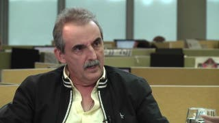 Guillermo Moreno reveló los secretos de su panchería en su visita a LA NACION