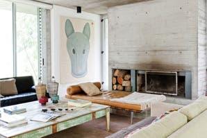 Deco moderna: dos casas con estilo actual