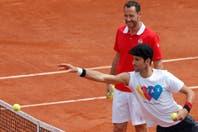 Todos miran a Djokovic, el N° 1 del mundo obsesionado con Roland Garros