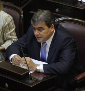 Nicolás Martínez, ex diputado del FPV