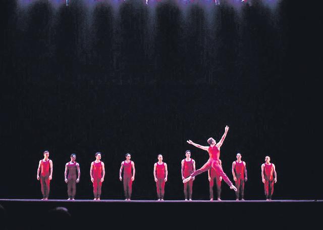 El Ballet Contemporáneo anticipó un fragmento de La Novena Sinfonía, con coreografía de Wainrot