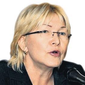 Luisa Ortega, ¿traidora, loca o demócrata — Venezuela