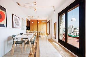 Un hotel sustentable que busca rescatar la esencia de Barcelona