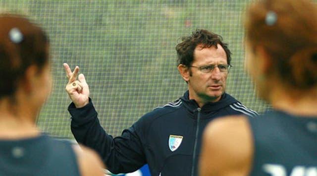 El entrenador de Las Leonas lamentó la tragedia de Emiliano López