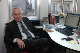 """Vidal Raffo: """"La mediación es una gran herramienta para pacificar"""""""