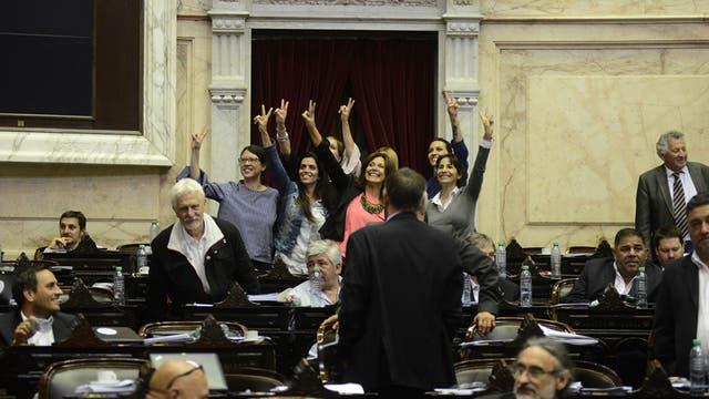 La Cámara de Diputados aprobó la ley de paridad de género