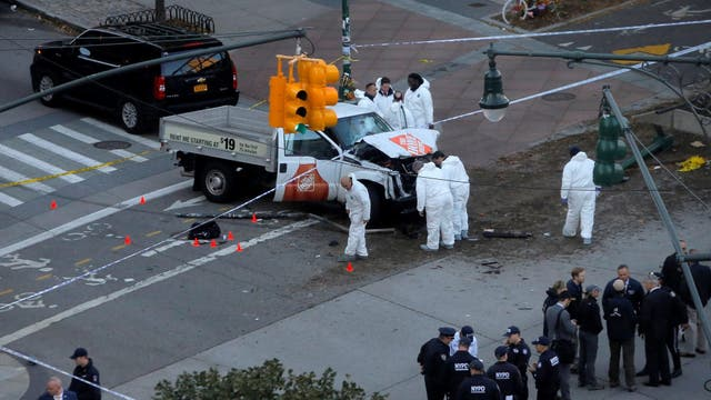 En el ataque murieron ocho personas y una decena resultó herida
