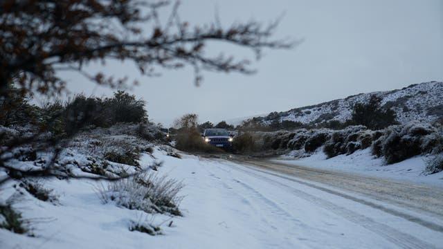 Atravesamos terrenos diversos: desde barro, ripio y ruta, hasta nieve, hielo y agua profunda.