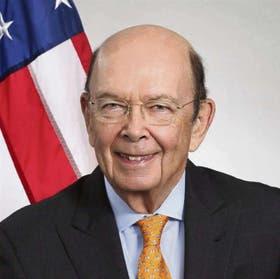Wilbur Ross, secretario de Comercio de EE.UU.