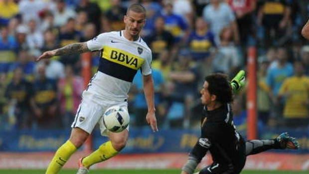 Boca y Rosario Central juegan en Mendoza por los octavos de final de la Copa Argentina