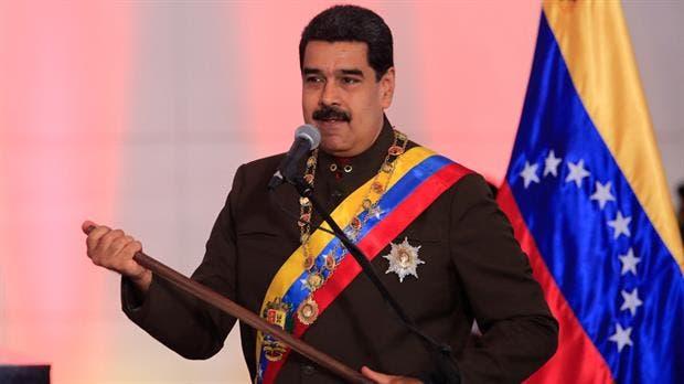 Nicolás Maduro dijo que todos los magistrados nombrados por el Parlamento irán presos