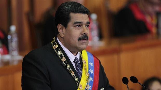 """Nicolás Maduro propuso una ley para encarcelar a quien salga a la calle a expresar """"odio e intolerancia"""""""
