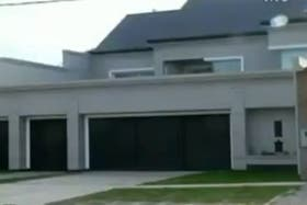 La casa de Manzur