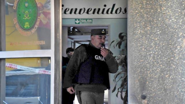 Ataque a una sede de Gendarmería en Córdoba