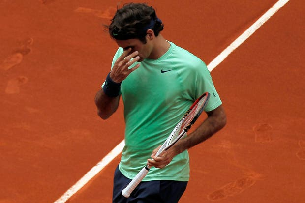 Federer aún no ganó títulos este año