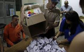 El recuento de votos, pedido por la oposición venezolana, comenzó el 6 de mayo último