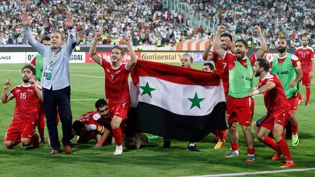 En plena guerra civil, el seleccionado de Siria jugará el repechaje de Oceanía