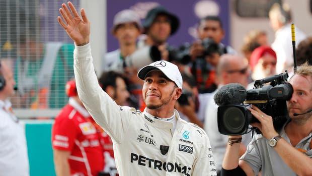 Hamilton ya palpita lo que puede ser un nuevo título