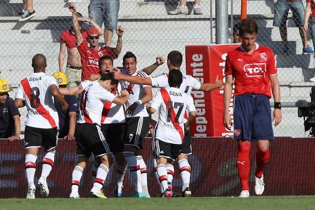 Independiente suele sufrir ante River