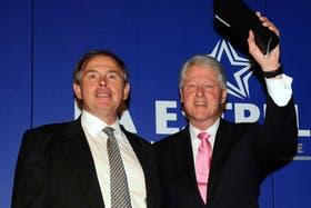 Gerardo Werthein fue el anfitrión de Bill Clinton en la Argentina en 2009 y 2010