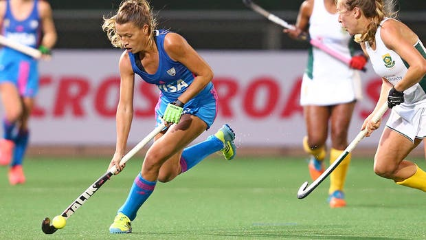 Las Leonas sumaron su 2° triunfo en la World League