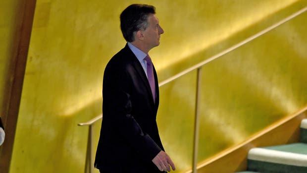 Macri admitió que no había hablado de soberanía con la premier británica
