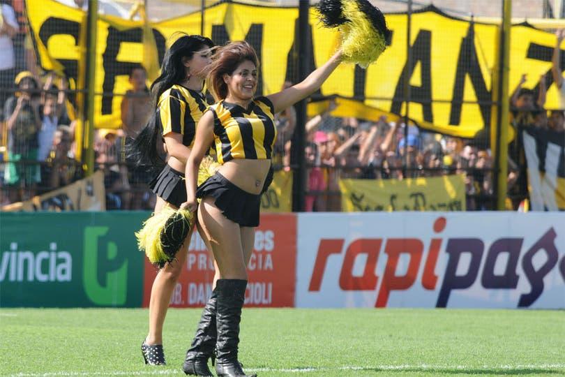 Las mejores fotos del empate 1 a 1 entre Almirante Brown y River. Foto: FotoBAIRES