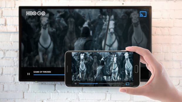 La aplicación HBO GO ya es compatible con los dispositivos Chromecast en el mercado argentino