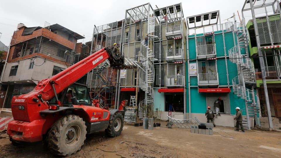 Resultado de imagen para urbanización de la villa 31-31 bis