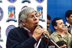 Moyano pidió al Gobierno que vea la realidad social