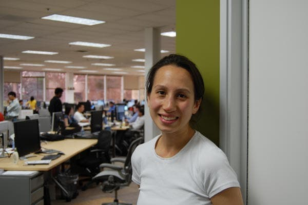Naomi Gleit, responsable de Crecimiento de un sitio que ya tiene más de 250 millones de suscriptores en el mundo