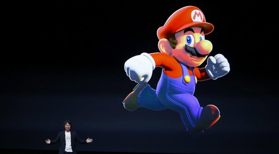 Super Mario Run es la primera aparición del personaje de Nintendo en dispositivos móviles, y estará disponible en exclusiva para teléfonos y tabletas de Apple. Foto: EFE