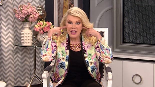 Fashion Police concluirá transmisiones con tributo a Joan Rivers