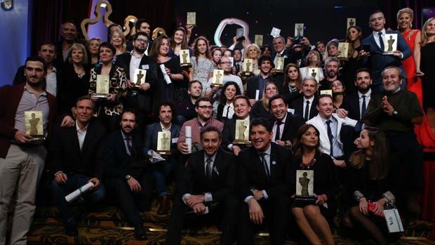 Todos los ganadores de la vigesimo segunda edición del Fund TV