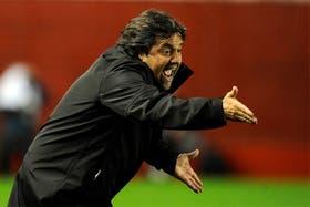 Caruso Lombardi, un entrenador que se ilusiona