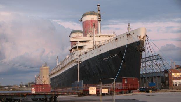 El SS United States