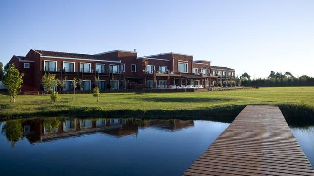 Relax campestre, cortesía del resort de campo & spa Pampas de Areco