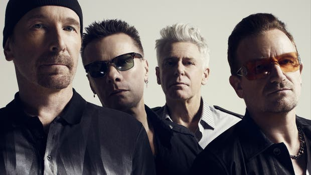 U2 estrenó canción y se volvió viral... obvio