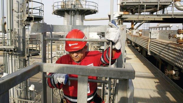 El complejo industrial José Antonio Anzoátegui de PDVSA. La empresa es investigada por fiscales estadounidenses