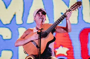 Manu Chao, an illustrious visitor to the Cosquín Rock of Paraguay