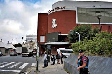 El académico fue asaltado en las cercanías de la esquina de Madero y Lavalle