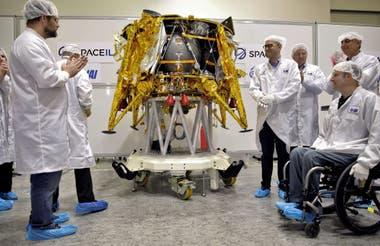 Es la sonda más barata, pequeña y liviana que llegó a la Luna: costó US$100 millones, solo dos otorgados por el Estado