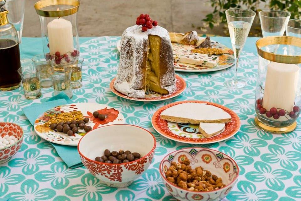 10 ideas para tu mesa de Navidad