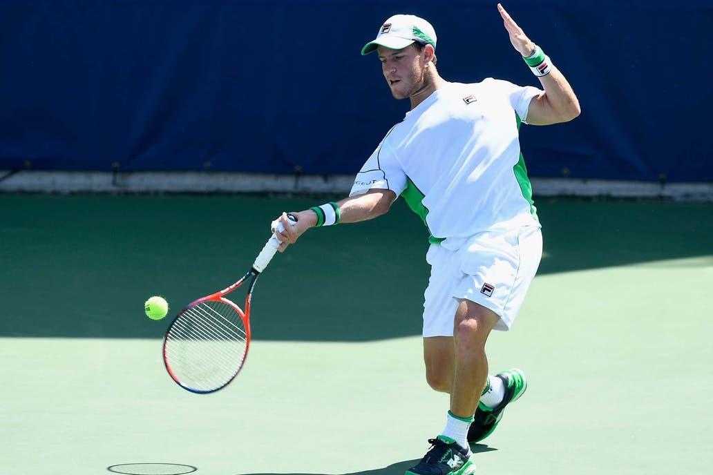Schwartzman cayó ante Nishikori y se despidió del US Open