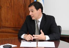 Martín Di Bella, director de Arba